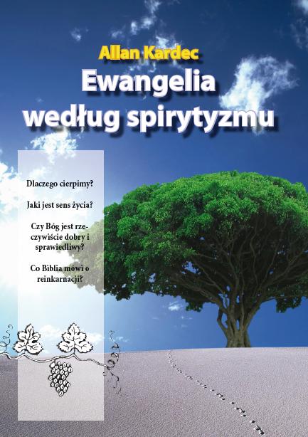 """""""Ewangelia według spirytyzmu"""" już w oświęcimskich księgarniach"""
