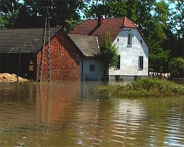 Pomoc dla powodzian
