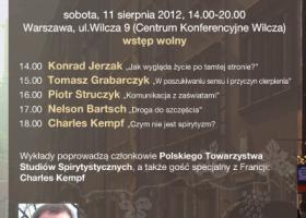 Pierwszy Polski Kongres Spirytystyczny