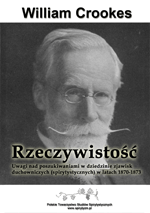 William Crookes – nowa broszurka