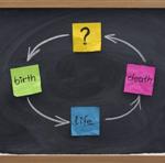 Reinkarnacja i jej proces, czym jest i jak przebiega