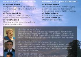 Kongres medycyny i duchowości – 19-20 października, Warszawa