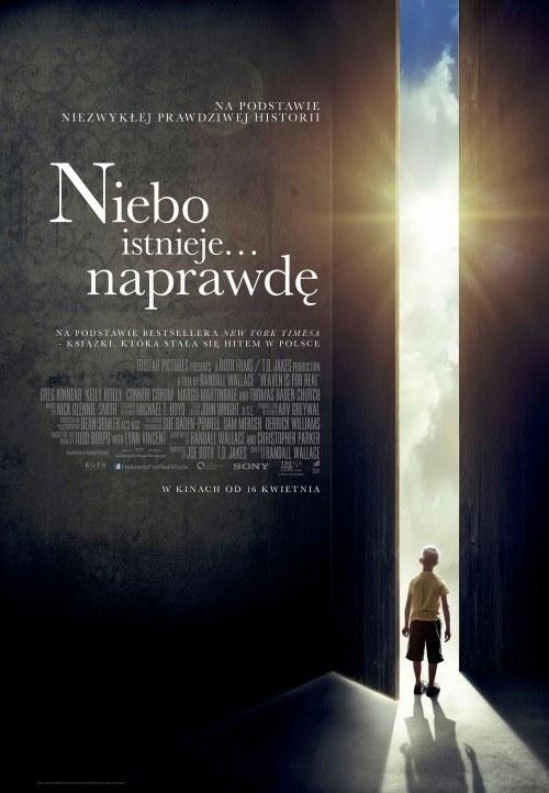 Niebo istnieje… naprawdę – premiera filmu w Polsce