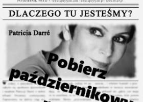 Ukazał się  październikowy numer gazety spirytystycznej PDF