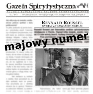 Gazeta spirytystyczna – Maj 2015