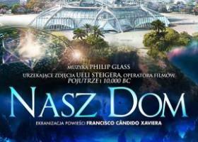 """Seans filmu """"Nasz Dom"""" , Warszawa 05. października, kino Luna"""