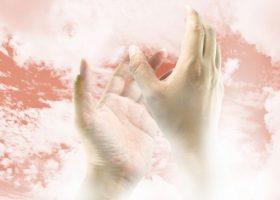 Poranna modlitwa Divaldo Franco / Joana de Angelis