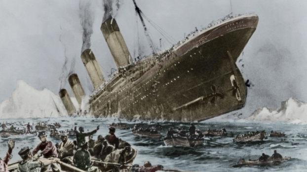William T. Stead i katastrofa Titanica